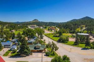 Black Elk Peak Lodge Aerial Photo