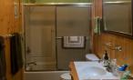 Old Baldy Mountain Bathroom